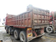1999 MAN Actros 4143 Tippers