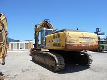 2006 NEW HOLLAND E485 Excavator