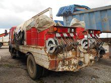 1984 MERCEDES 1822 Trucks Over