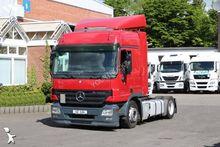 2010 Mercedes Actros 1841 LS