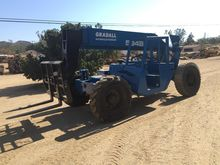 Used GRADALL 534B-8