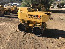 Used 2002 RAMMAX P33