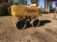 Used 2006 RAMMAX P33