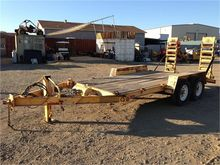 1990 ZIEMAN Equipment Tailer