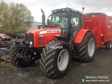 2005 Massey Ferguson 6480 dyna