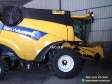 2009 New Holland CX 8050