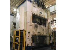 "1000 ton Komatsu 144""x90"" Used"