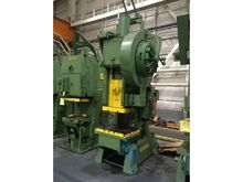 110 ton USI Clearing OBI Press