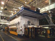 "3000 ton Verson 288""x108"" Used"