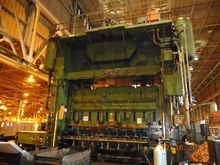 1000 ton Verson Used Stamping P