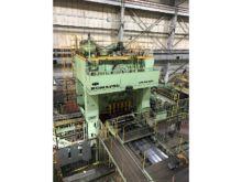 440 ton Komatsu Blanking Press
