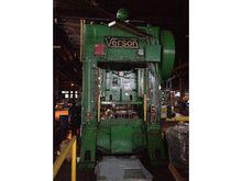 "300 ton Verson 48""x42"" Used Sta"