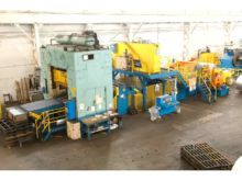 Used 400 ton Warco 9