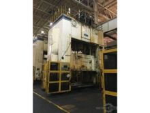 1980 1000 ton Komatsu (5) Press
