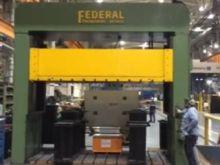 100 ton Federal Hydraulic Spott