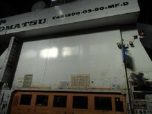 1986 1200 ton Komatsu Transfer