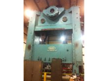 1500 ton Danly Used Stamping Pr