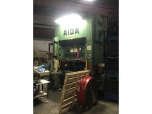 165 ton AIDA Used Stamping Pres
