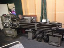 Used Mazak Engine La