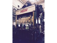 "1993 400 ton Heim 120""x48"" Used"