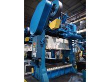 """300 ton USI Clearing 108""""x54"""" U"""