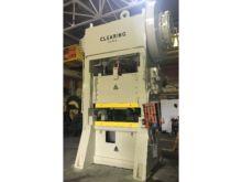Used 200 ton Clearin