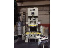 121 Ton Aida Gap Frame Mechanic