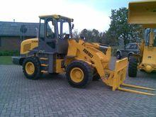 2009 XGMA XG 918 II wheel loade