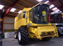 Used Holland TX 63 i