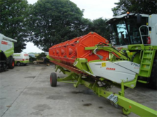Used Claas Lexion 57