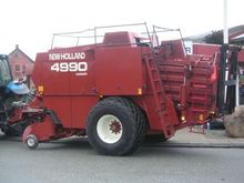 Used Holland 4990 in