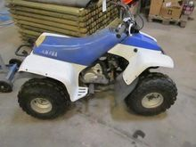 Used Yamaha yfm 80 a