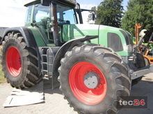 Used 2003 Fendt 926