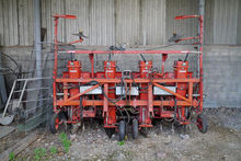 1995 Grimme Potato cutting mach