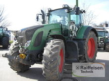 Used 2007 Fendt 922