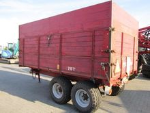 Used TIM 7.5 tons bo