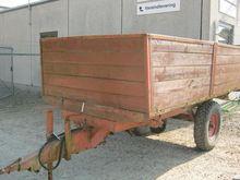 Tipvogn 4,5 T