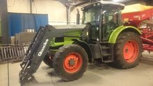 Used 2008 Claas Ares