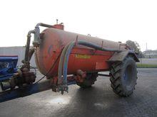 Winther & Heide 6000 liter slam