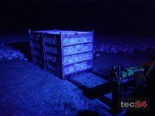 TraktorLED Blauer LED Scheinwer