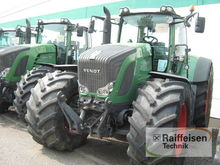 Used 2008 Fendt 930