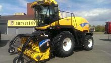 2009 New Holland FR 9050