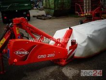 Used 2014 Kuhn GMD 2