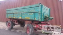 Used 1985 tipper in