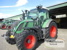 Used 2013 Fendt 514