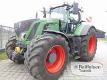 Used 2015 Fendt 936