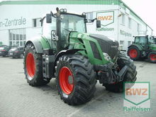 Used 2012 Fendt 828