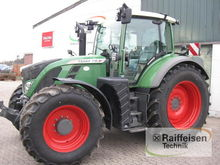Used 2013 Fendt 718