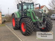 Used 2014 Fendt 824