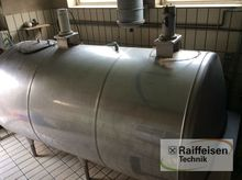 Used Milchtank 3800